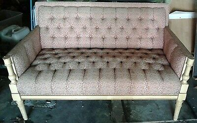 French Provincial Settee