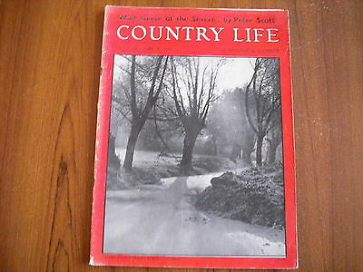 COUNTRY LIFE MAGAZINE - MARCH 7th 1947
