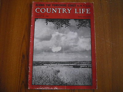 COUNTRY LIFE MAGAZINE - AUGUST 20th 1948
