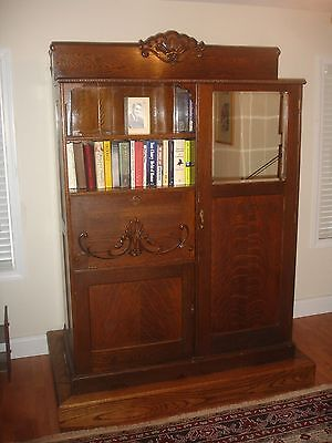 Welch Folding Bed - Similar to Murphy Bed - 1886 Antique