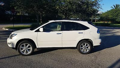 2009 Lexus RX  RX350 Clean Carfax New Dashboard and Xenon Headlights Navigation Heated Seats