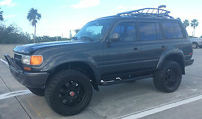 1992 Toyota Land Cruiser Base Sport Utility 4-Door 1992 FJ80 Toyota Landcruiser EXCELLENT CONDITION!  FZJ80 FJ60 4WD 4x4 AWD