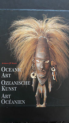 Anthony Jp Meyer: Oceanic Art/ozeanische Kunst/art Océanien
