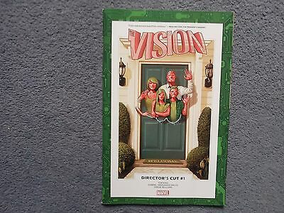 The vision directors cut 1 comic
