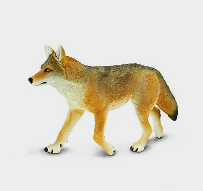 COYOTE Replica #113089 Wildlife Wonders~ FREE SHIP/USA w/ $25+ Safari Products