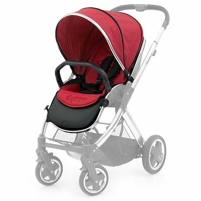 Babystyle Oyster 2 / Max Pushchair Stroller Colour Pack Tomato