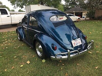 1957 Volkswagen Beetle - Classic  1957 Voltswagon   Oval Windows are becoming very rare