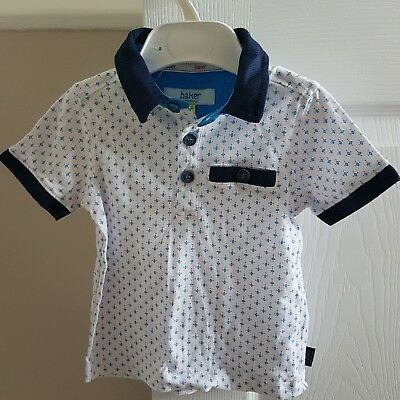 Ted baker polo shirt 12-18 months