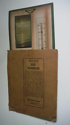 Taylor Spirit Thermometer - Taylor Bros. Rochester, New York In Sleeve