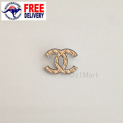 NEW Fashion BROOCH Gold Silver Casual Office Pin Gifts