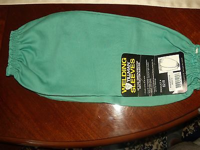 "Welding Tillman Green 18"" 9 OZ. Sleeves # 6218"