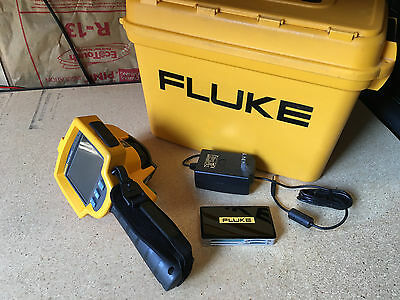 Fluke Ti9 Industrial Commercial Thermal Imager!!