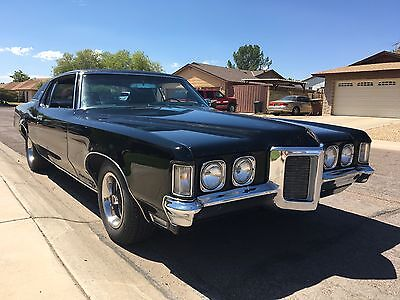 1969 Pontiac Grand Prix Model J 1969 Ponitac Grand Prix Model J 428HO