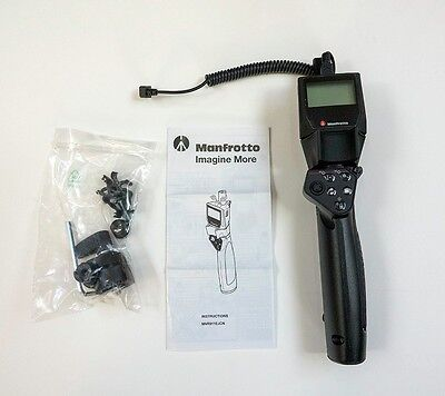 Manfrotto Advanced Electronic MVR911EJCN DSLR Canon Remote - Never used