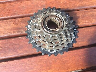 Shimano 14-28t 6 Speed Freewheel