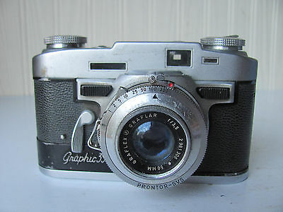 Graphic 35 Camera From 1955