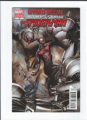 ULTIMATE COMICS: SPIDER-MAN (Volume 2) #13 Adi Granov VARIANT COVER NM