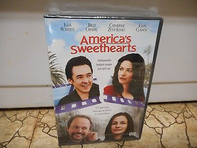 Americas Sweethearts (DVD, 2001) - NEW