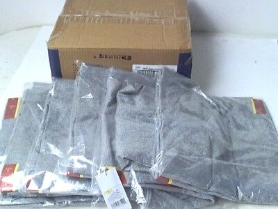 Dozen Mossimo Athletic Fit Small V-Neck Tee Hardware Grey New With Tags--Case 12