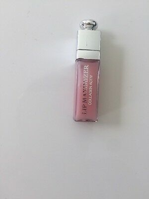 Dior Addict Lip Maximizer Collagen Active Travel Size 2ml