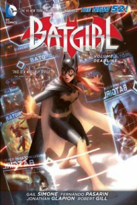 Batgirl Volume 5: Deadline TP (The New 52) by Gail Simone 9781401255114