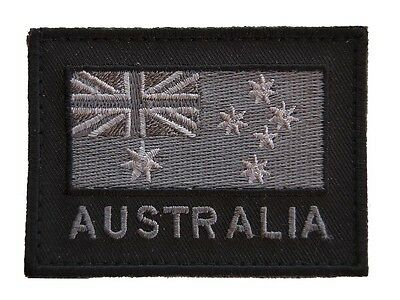 Australian National Flag ANF Patch - Low Vis