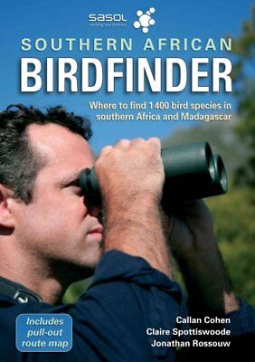 Southern African Birdfinder by Callan Cohen 9781868727254 (Paperback, 2001)