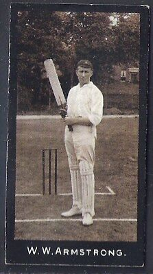 Smiths-Cricket Ers (1St Series)-#42- Armstrong