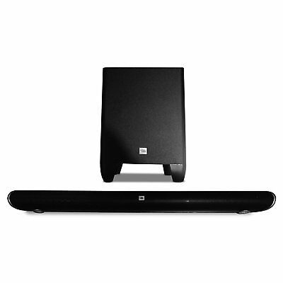 JBL Home Cinema SB 350 2.1 Soundbar Speaker System mit Wireless Subwoofer