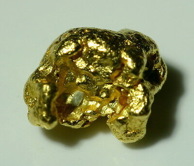Gold Nugget 0.28 Grams (Australian Natural)
