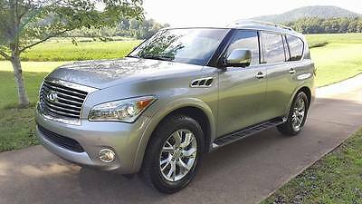 2013 Infiniti QX56 Base Sport Utility 4-Door 2013 INFINTI QX56   * EXTRA CLEAN *    * * BEST DEAL ON EBAY FOR A QX56/QX80 * *