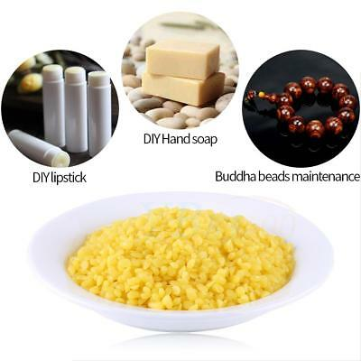 100% Natural Organic Beeswax per 50G Food Grade Bees Wax-Candle/ Soap/ Lip Balm