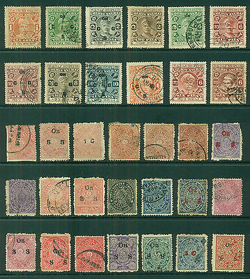Indian States Stamp Collection
