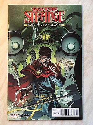 Doctor Strange Last Days Of Magic #1 Variant Marvel Comics