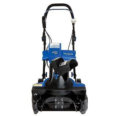 Snow Joe iON 40V Cordless 18 Inch Single Stage Snow Blower (No Battery Included)