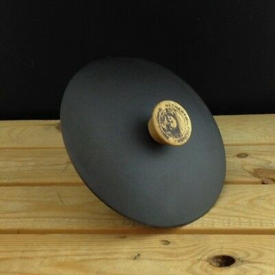 "Netherton Foundry 8"" (20cm) Pan lid with oak knob"