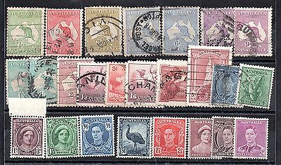 Australia mint and used collection WS5538