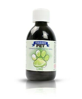 FRESH PET eco-Refill 5L - Kennel Disinfectant | Cleaner | LIME