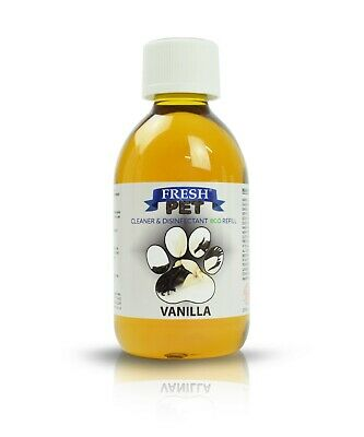 FRESH PET eco-Refill 5L - Kennel Disinfectant | Cleaner | VANILLA