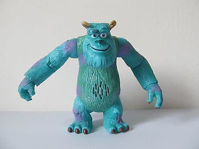 Sulley Monsters Inc Talking Figure Hasbro 2001