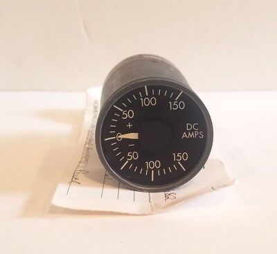 Boeing 747 Aircraft DC Ammeter Indicator P/N 260457