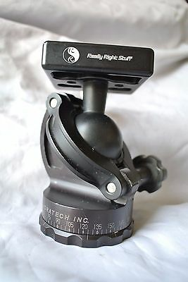 ACRATECH ULTIMATE BALLHEAD with RRS QUICK RELEASE WONDERFUL WORKING CONDITION