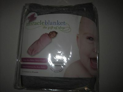 Miracle Blanket Baby Swaddle Blanket, 0-3 MONTHS  - Multiple Variations