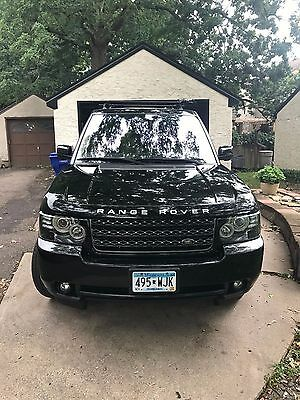 2012 Land Rover Range Rover HSE LUX 2012 Certified Land Rover Range Rover With Warrenty