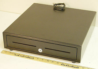 Wasp Technologies WCD-5000 POS Cash Drawer 6-pin RJ-12