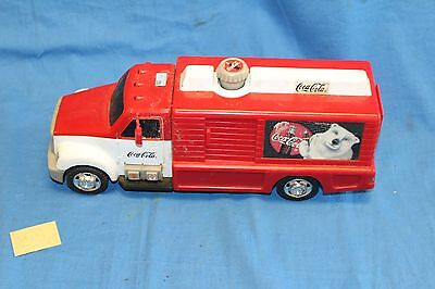 2000 Matchbox Coca Cola Delivery Truck