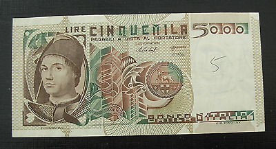 Italy 1979 5000 Lire Note P105a