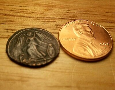 Ancient Roman Coin Good Condition For Age No Reserve  #10