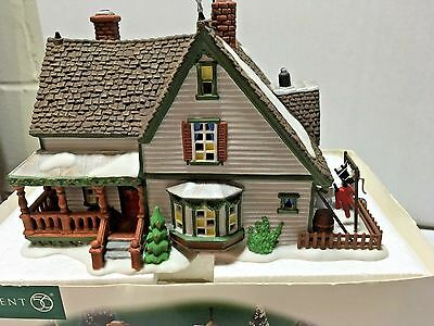 Harper's Farm House Department 56 New England Village Series In Original Box