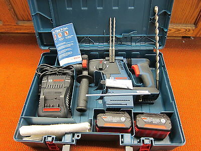 Bosch GBH18V-26K EC Brushless SDS-Plus Keyless Bulldog Rotary Hammer Kit